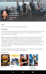 Cinelist: Movies and TV Shows Manager