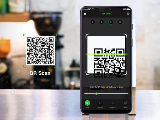 iscan - qr code reader screenshot 1