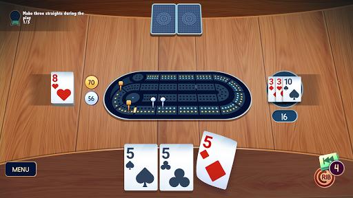 Ultimate Cribbage - Classic Board Card Game 2.4.0 screenshots 15