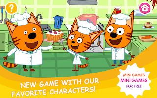 Kid-E-Cats Educational games for girls and boys 0+