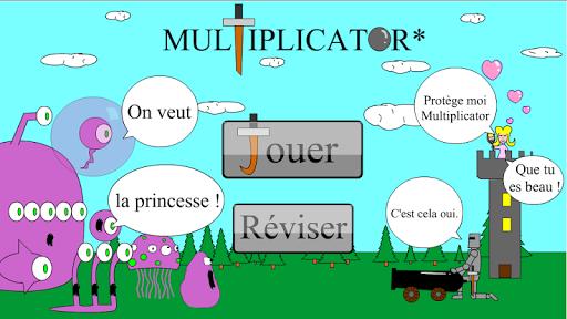 multiplicator multiplication screenshot 1