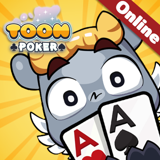 Dummy & Toon Poker Texas slot Online Card Game