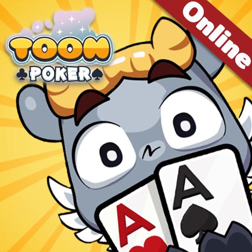 Dummy & Toon Poker Texas Online Card Game