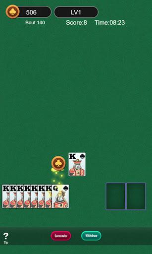 Classic Spider Solitaire 1.1 screenshots 14