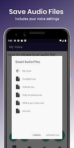My Voice Mod Apk- Text To Speech (TTS) 1.10.9 (Pro Unlocked) 7