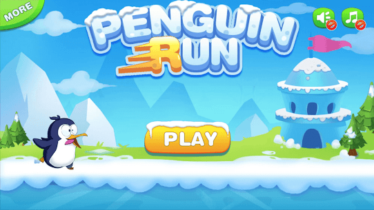 Penguin Run  Apps For Pc (2021) – Free Download For Windows 10, 8, 7 1