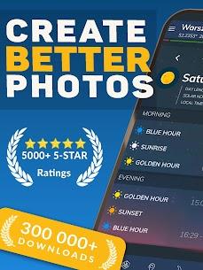 Photo time Mod Apk: Golden & Blue Hour Sunset Photography (Premium Unlocked) 1