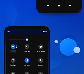 Flux Pro Apk – Substratum Theme (Patcher) 4