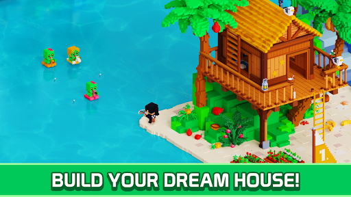 Build Heroes:Idle Family Adventure  screenshots 7