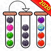 Ball Sort Puzzle - Bubble Sort Color Puzzle Game