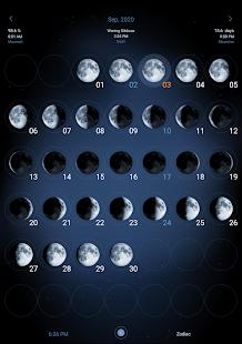 Deluxe Moon Premium - Moon Calendar 1.5 Screenshots 19