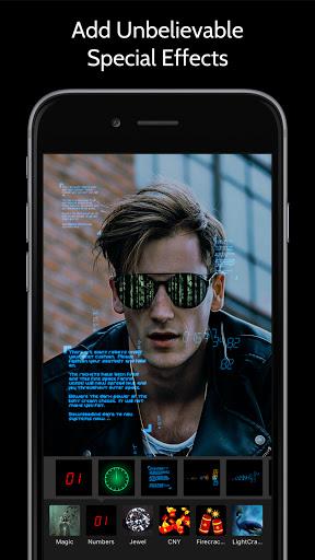 XEFX -  D3D Camera & Photo Animator & Wallpaper apktram screenshots 7
