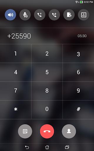 ASUS Calling Screen 23.1.0.7_160908 Screenshots 9