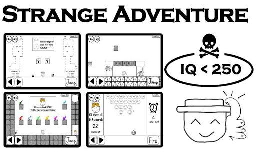 Strange  Adventure  screenshots 1