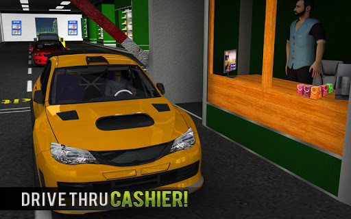 Drive Thru Supermarket: Shopping Mall Car Driving 2.3 screenshots 12