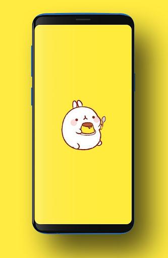 kawaii bunny wallpapers hd screenshot 2