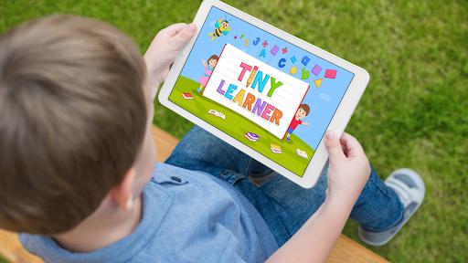 tiny learner - toddler kids learning game screenshot 1