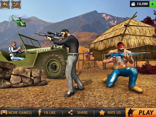 Critical Commando Shooting Mission 2020  screenshots 1