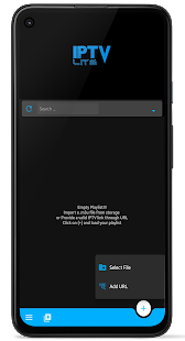 IPTV Lite - HD IPTV Player 4.7 Screenshots 1