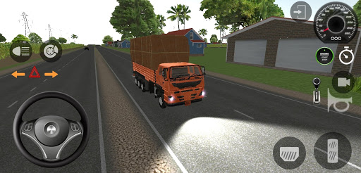 Indian Trucks Simulator 3D Apkfinish screenshots 3
