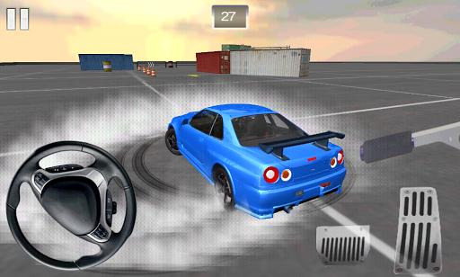 drift parking 3d screenshot 1