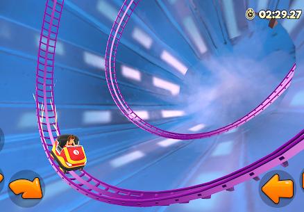 Thrill Rush Theme Park Mod Apk 4.4.79 (Unlimited Money) 5