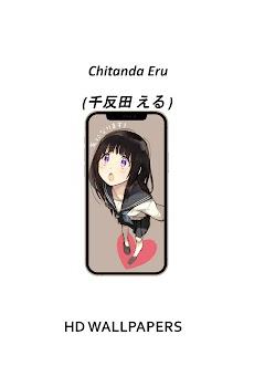 Chitanda Eru HD Wallpapers Hyoukaのおすすめ画像4