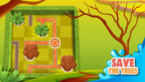 Water Connect Puzzle - Logic Brain Game screenshots 7