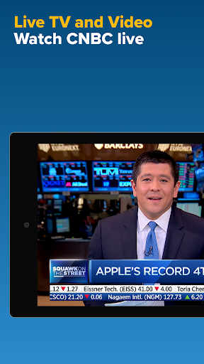 Foto do CNBC: Breaking Business News & Live Market Data