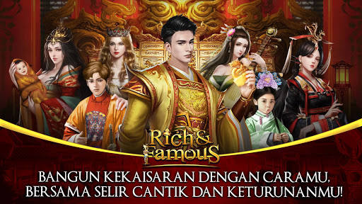 Kaisar Langit – Rich and Famous