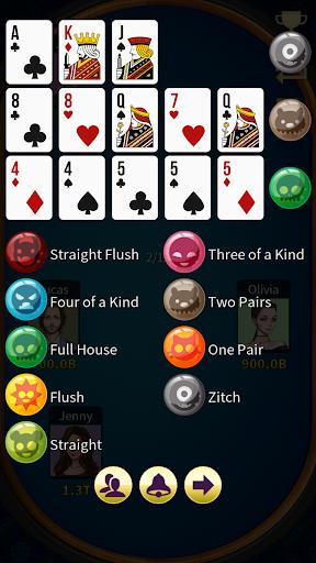 13 Poker - KK Pusoy (PvP) Offline not Online  Screenshots 6