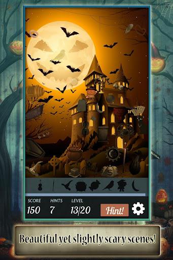 Hidden Object: Halloween House apkmr screenshots 5