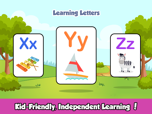ABC Kids Games - Phonics to Learn alphabet Letters screenshots 15