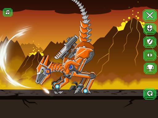 Robot Raptors Toy War 3.3 screenshots 4