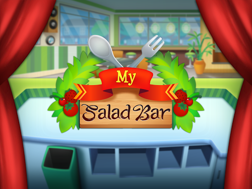 My Salad Bar - Healthy Food Shop Manager apkslow screenshots 15