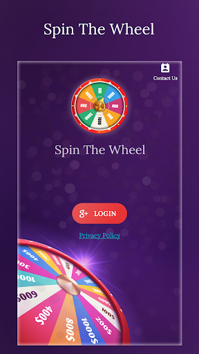 Spin the Wheel - Spin Game 2020 apkpoly screenshots 1