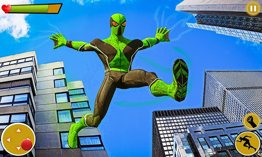Frog Ninja Hero Gangster Vegas Superhero Games 1.2 Paidproapk.com 2