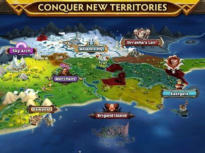 Warlords of Aternum MOD APK 1.22.0 (High DMG/HP) 8