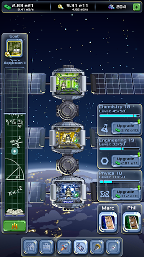 Idle Tycoon: Space Company modavailable screenshots 3