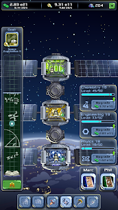 Idle Tycoon: Space Company Mod 1.9.5 Apk (Unlimited Money) 3