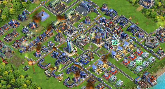 DomiNations Asia 6