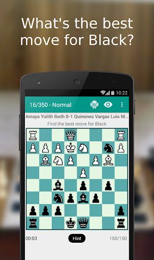 iChess - Chess Tactics/Puzzles 5.2.13 screenshots 5