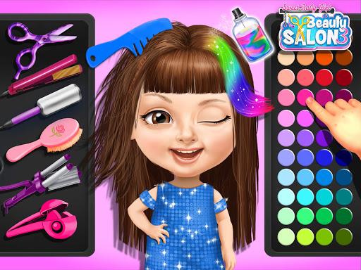 Sweet Baby Girl Beauty Salon 3 - Hair, Nails & Spa  screenshots 14