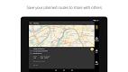 screenshot of Yandex.Navigator