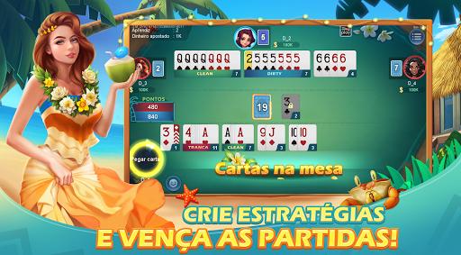 Tranca ZingPlay: jogo de cartas grátis online 2.0 screenshots 1