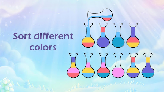 Image For SortPuz: Water Color Sort Puzzle Games Versi 2.401 21