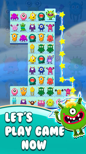 Onet Connect Monster - Play for fun apkslow screenshots 24