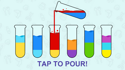 Sort Puzzle&Happy water androidhappy screenshots 1