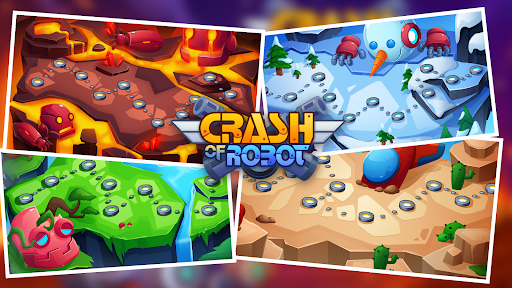 Crash of Robot apkpoly screenshots 13