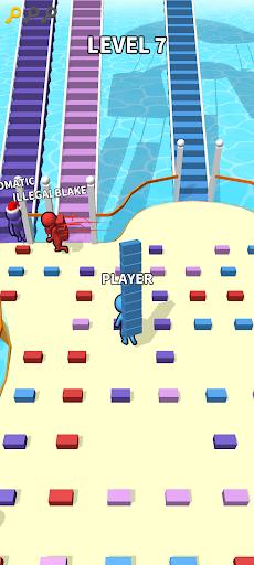 Bridge Race: Build Competition - Fun Running Games  updownapk 1